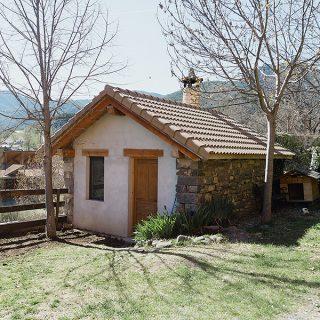 Barbacoa Casa Rural Leyendas del Pirineo Fiscal