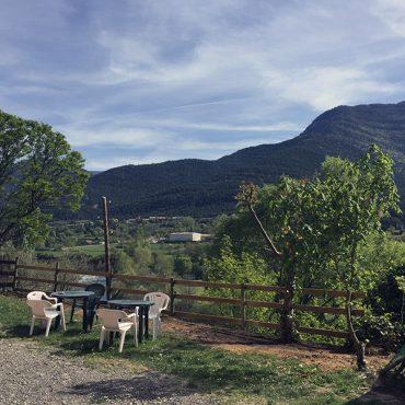 jardin leyendas del pirineo en fiscal